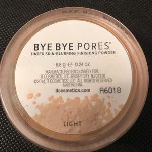 it cosmetics Makeup - IT! Cosmetics Finishing Powder